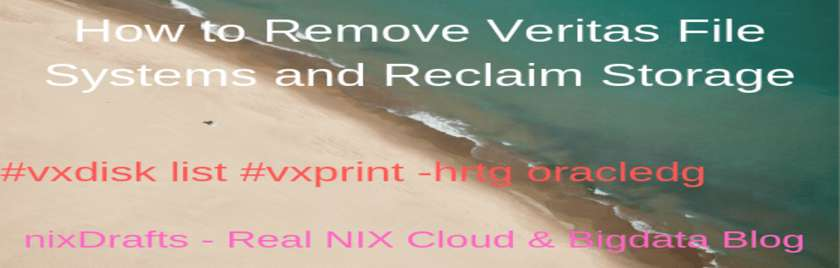 How-to-Remove-Veritas-File-Systems