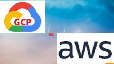 gcp versus aws