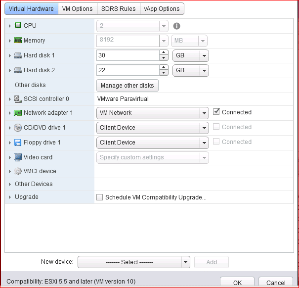 memory-and-cpu-reservation-in-vmware-edit-settings